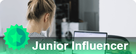 Junior Influencer Featured New