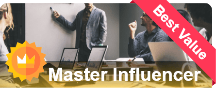 Master Influencer Featured